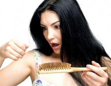 Найефективніші маски проти випадіння волосся