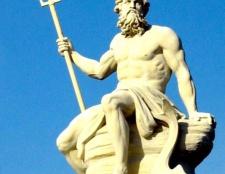 Найшанобливіші боги древньої Греції