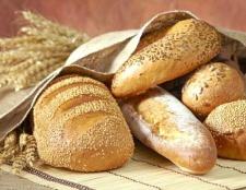 Скільки калорій в хлібі