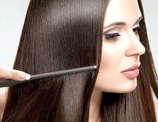 Скільки коштує ламінування волосся