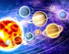 Скільки існує планет