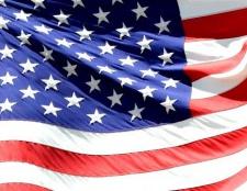 Скільки зірок на американському прапорі