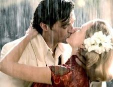 Порада 1: що означають поцілунки