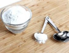 Порада 1: як роблять цукрову пудру