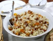 Порада 1: як приготувати рис з родзинками