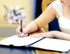 Порада 1: які документи треба міняти після весілля