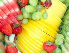 Порада 1: які вітаміни містяться в кавунах і динях