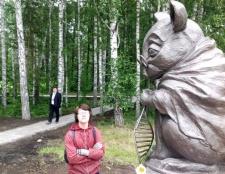 Порада 1: якою твариною ставлять пам'ятники