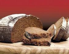Порада 1: чи корисний чорний хліб