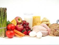 Порада 1: в яких продуктах містяться вітаміни групи в