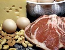 Порада 1: в яких продуктах містяться сірковмісні амінокислоти