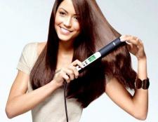 Порада 1: вибираємо безпечний випрямляч для волосся