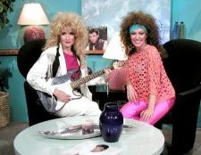 Стиль 80-х років: одяг, зачіски і макіяж