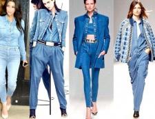 Чи варто носити джинсовий костюм?