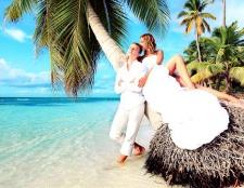 Весілля на островах - яке місце вибрати?