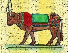 Священні тварини стародавнього Єгипту
