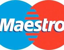 У чому відмінності карт visa і maestro