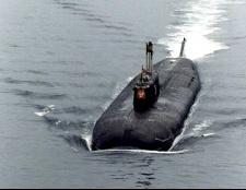 """У чому причина загибелі підводного човна """"Курськ"""""""