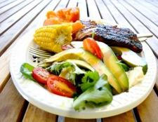 У яких продуктах харчування містяться вітаміни групи в