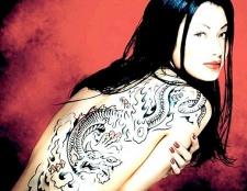 У якому місці зробити татуювання