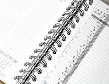 Вибираємо правильний щоденник для ефективного планування