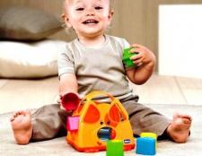 Навіщо дитині іграшка-сортер