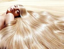 Здоровий блиск волосся